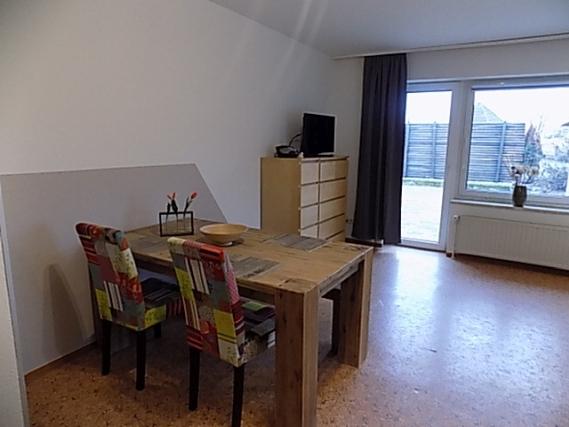 Essgruppe Wohnung Hof Schlossblick