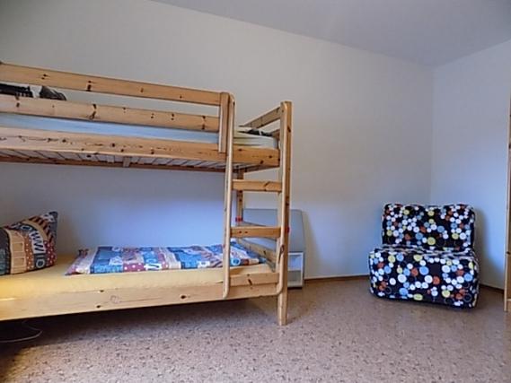 Hof Schlossblick Ferienwohnung Kinderzimmer