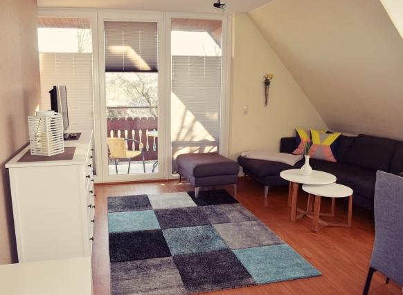Wohnung 9 Wohnen Hof Schlossblick